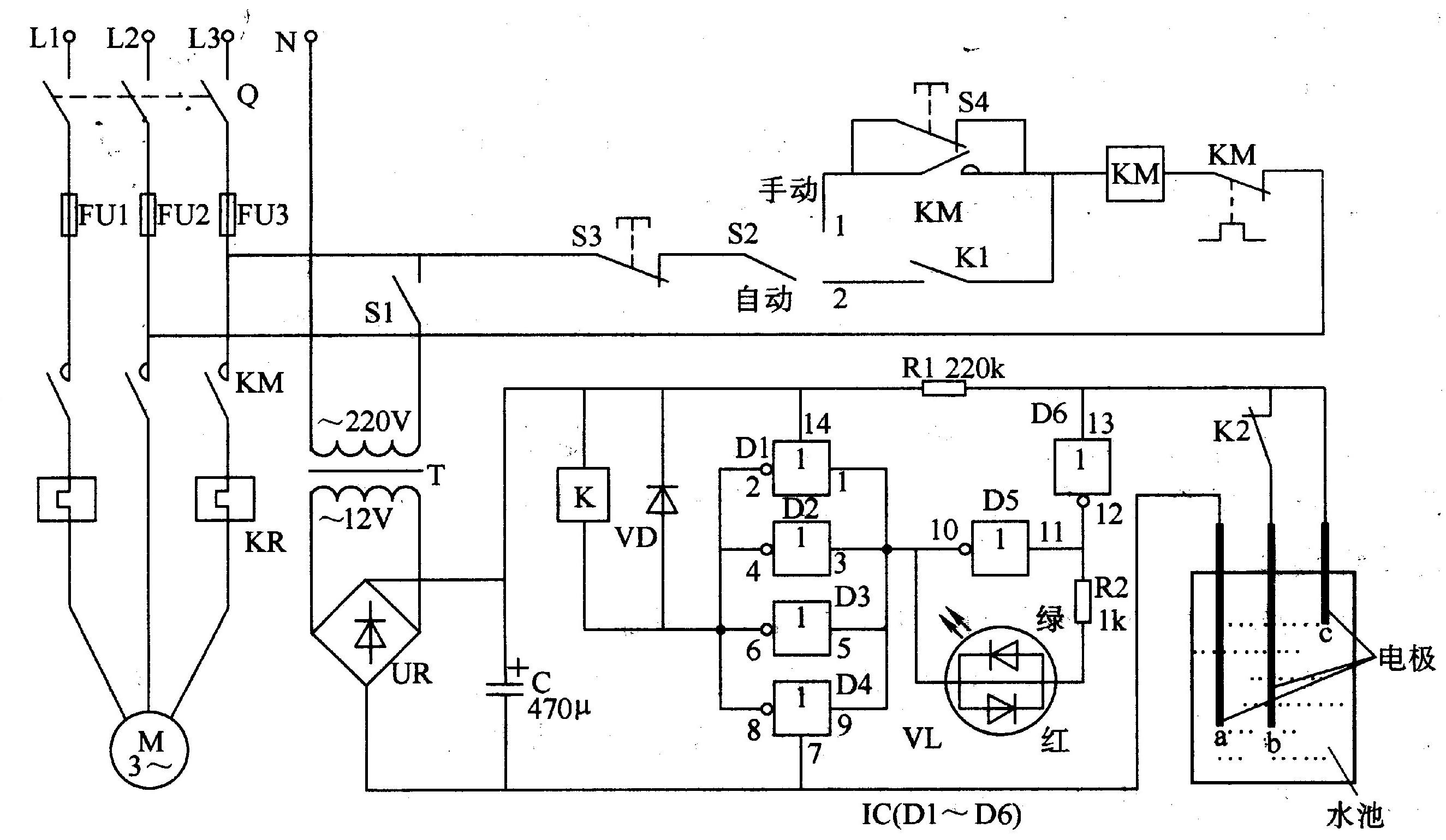 水位自动控制器 - lovelj2003 - lovelj2003的个人主页