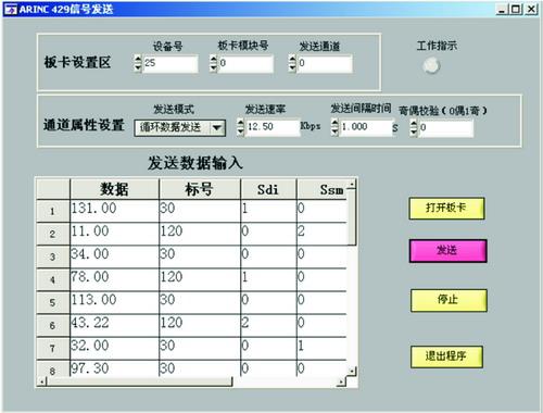 发送部分   发送部分设计流程如图4所示,设计的工作界面参见图5