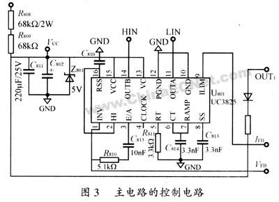 多路独立供电的半桥变换器的设计