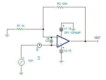 运算放大器电路的固有噪声分析与测量