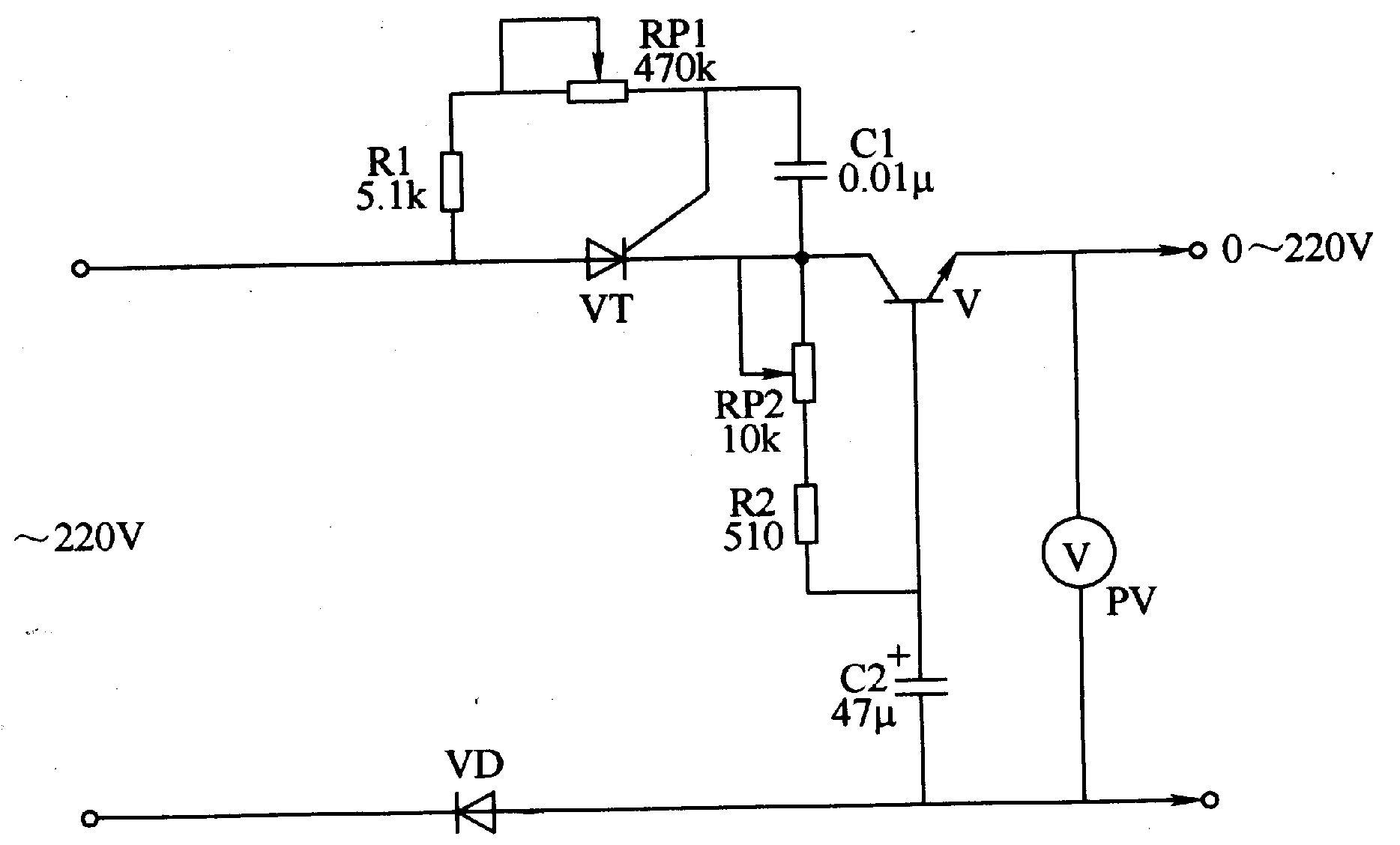 可调直流稳压电源 十二图片