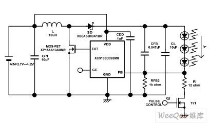 白色led驱动电路特集(led背光&照相机闪光)