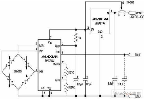 基于hpx气压传感器的高度测量图片