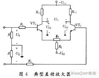 如何抑制直接耦合放大电路中零点漂移