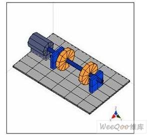 基于ni pxi平台的旋转机械工作模态测试     获得旋转机械结构每个