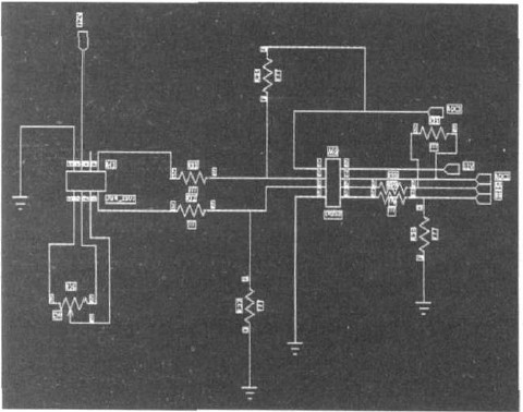 图4 电压电流检测电路