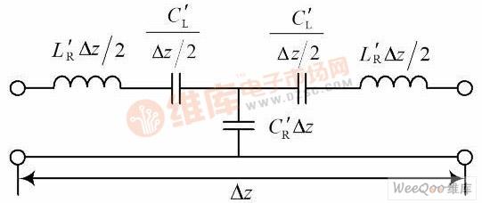 ic Negat ive Media,MN G) 的传输线理论,并实现了MN G 传输线的电路设计。这种新型的传输线结构,不仅能够保持CRLH 传输线的左手特性,如零阶谐振特性、非线性的相位响应等,还能够使电路结构得到简化、损耗更低、设计更容易,因此也是CRLH 传输线的理论扩展和有益改进。在此基础上,设计了MN G1/ 4 波长传输线谐振器,实现了任意可调的双频带特性,进而设计了一款新颖的MN G 双频带切比雪夫带通滤波器,这在现代通信系统等要求更小更紧凑的多频微波器件方面有实际的应用价值。   1 M
