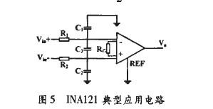 INAl21典型应用电路