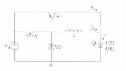 一种新颖的BUCK型LED驱动电路