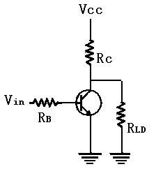 将负载接于三极管开关电路的改进接法
