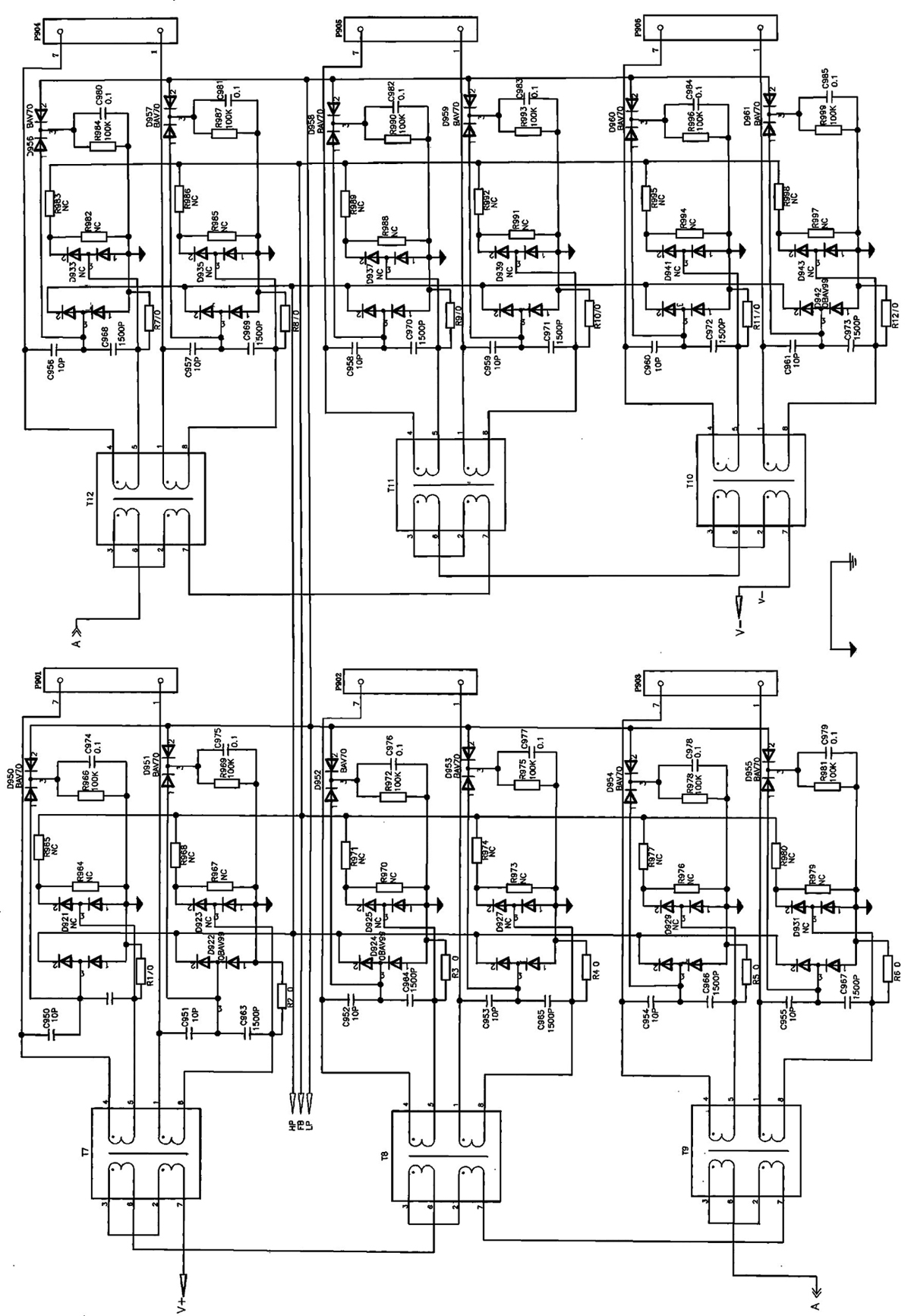 pl32c电源板逆变器电路图