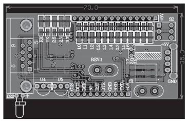 自制电脑红外遥控器