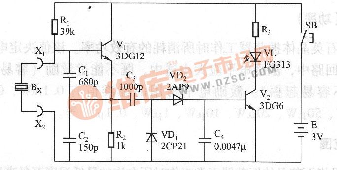 维库小知识:石英晶体振荡器的分类与检测