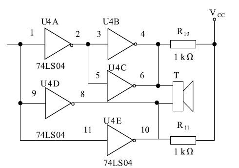 基于单片机控制的超声波测距报警系统