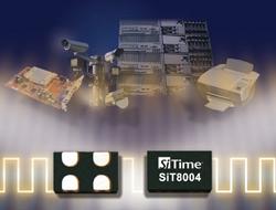 SIT8004AI高频可编程振荡器