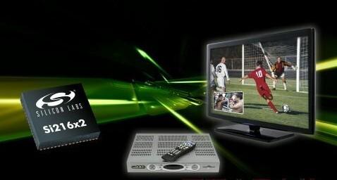 新型全球数字视频广播(DVB)解调器问世