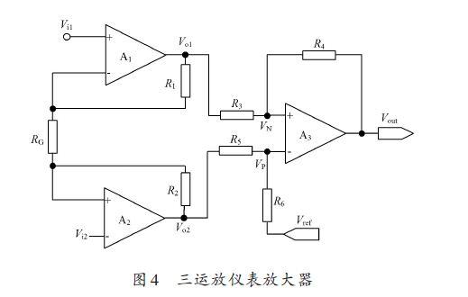转换电路中运算放大器因为负反馈作用
