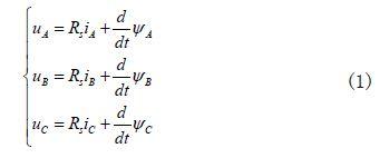MATLAB/SIMULINK的永磁同步电机矢量平面设计工作的月总结图片