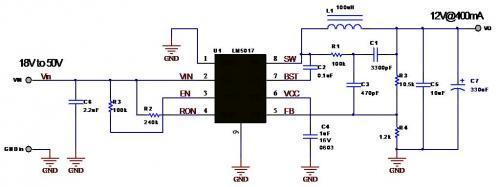 采用lm5017的智能电表设计方案