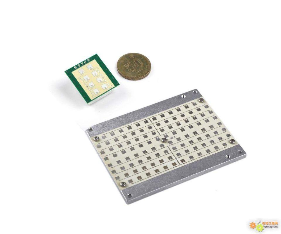 WPG推出基于TI产品的短距离雷达参考设计