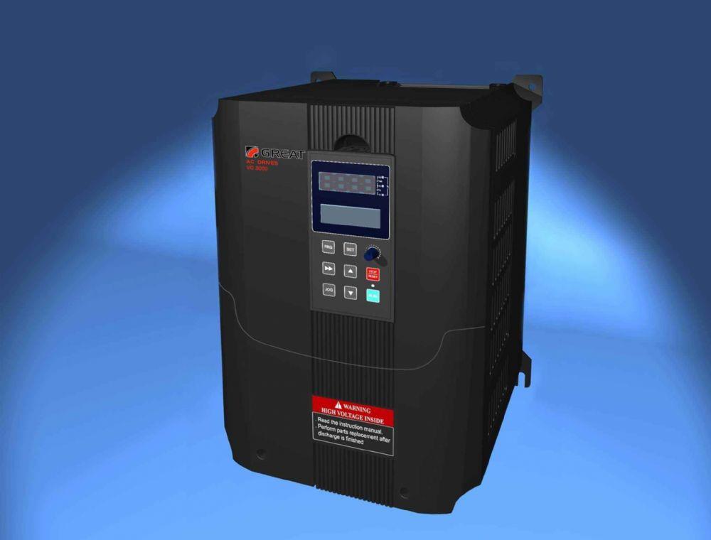 水电站起重设备变频调速系统的设计选型
