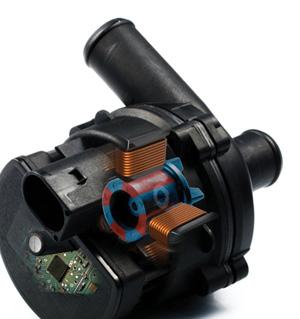 无刷直流(BLDC)电机控制解决方案