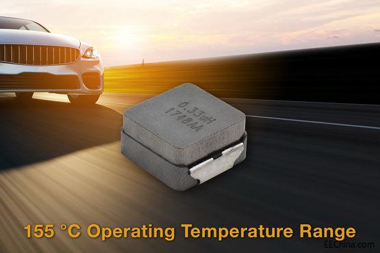 Vishay推出新款汽车级IHLP电感器