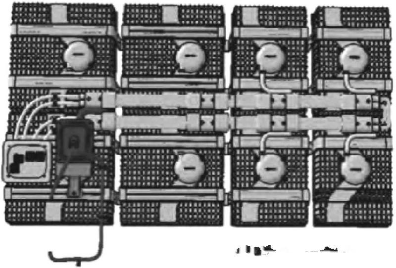 比亚迪e6电池组电池管理系统