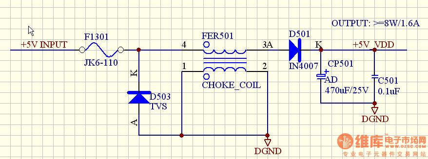 直流电源输入保护电路(请大家指教一下)