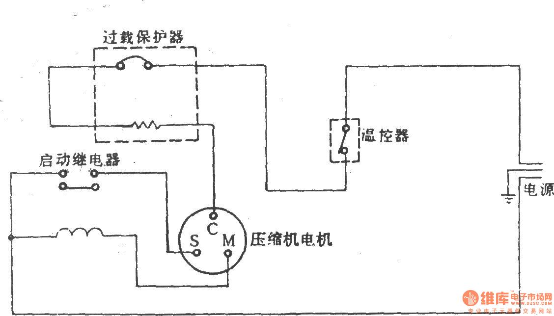 葵花牌BC-75型电冰箱
