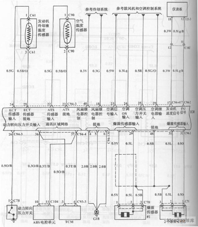 首页 电路图 汽车电路图 现代 >> 现代索那塔轿v6发动机燃油喷射系统