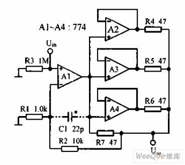 【图】同相复合直流放大器电路图电流环放大