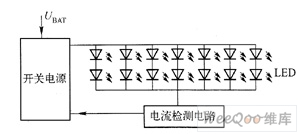 ZXSC310驱动白光LED电路图