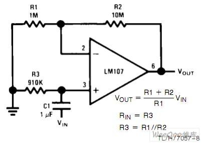 电路图 线性放大电路