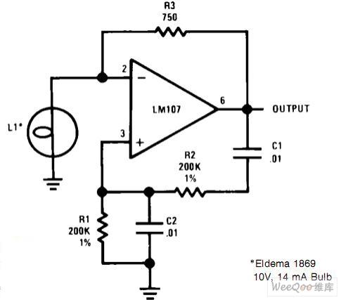 维也纳桥正弦波振荡器电路图-正弦波发生器电路 555
