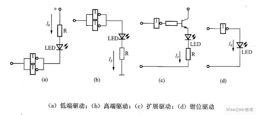 采用CMOS运算放大器的驱动电路图-低噪音偏离复合放大器电路图图片