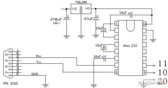 硬件电路图单片机制作