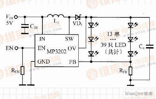 Mp3202 схема включения