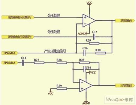 【图】三角波和正弦波的产生电路图正弦信号产生