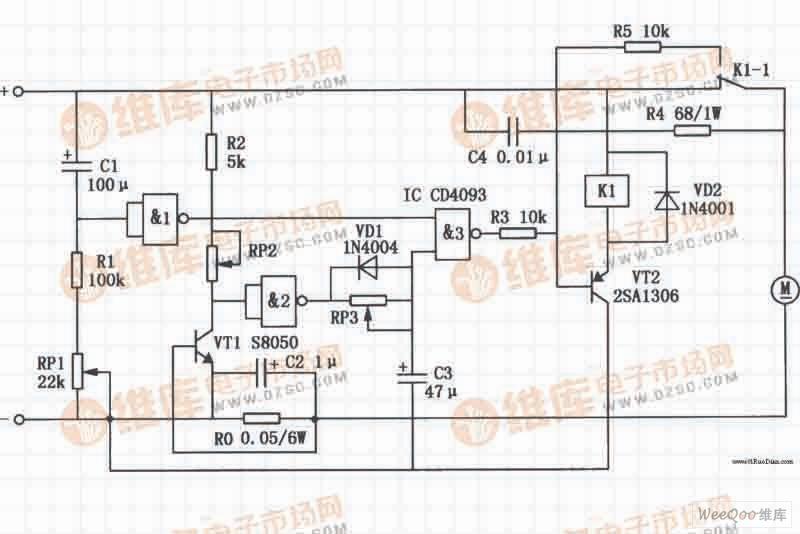 【图】大功率电机过流保护电路其它电路图
