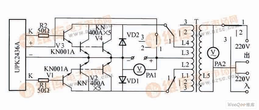 【图】家用逆变器电路(一)其它电路图