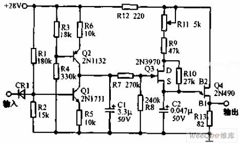 直流电动机电枢绕组电路图图片