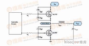 入12V输出的直流降压电路图图片
