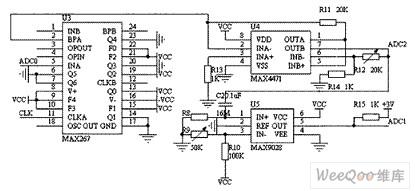 低频 高频滤波器原理电路图图片