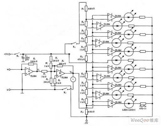 瞬变电流检测电路