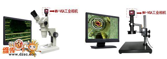 VGA工业摄像机,百万像素VGA工业相机,十字线VGA工业相机