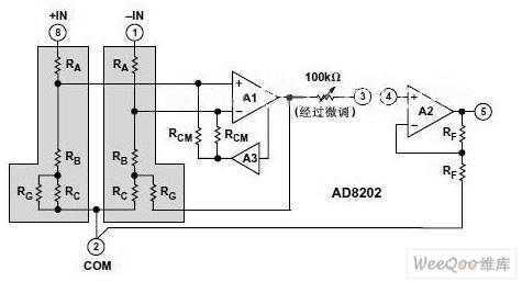 AD8202原理图