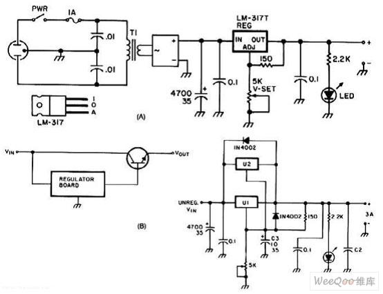 3~30V通用电源模块电路