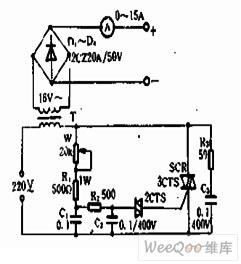 电池充电器电路