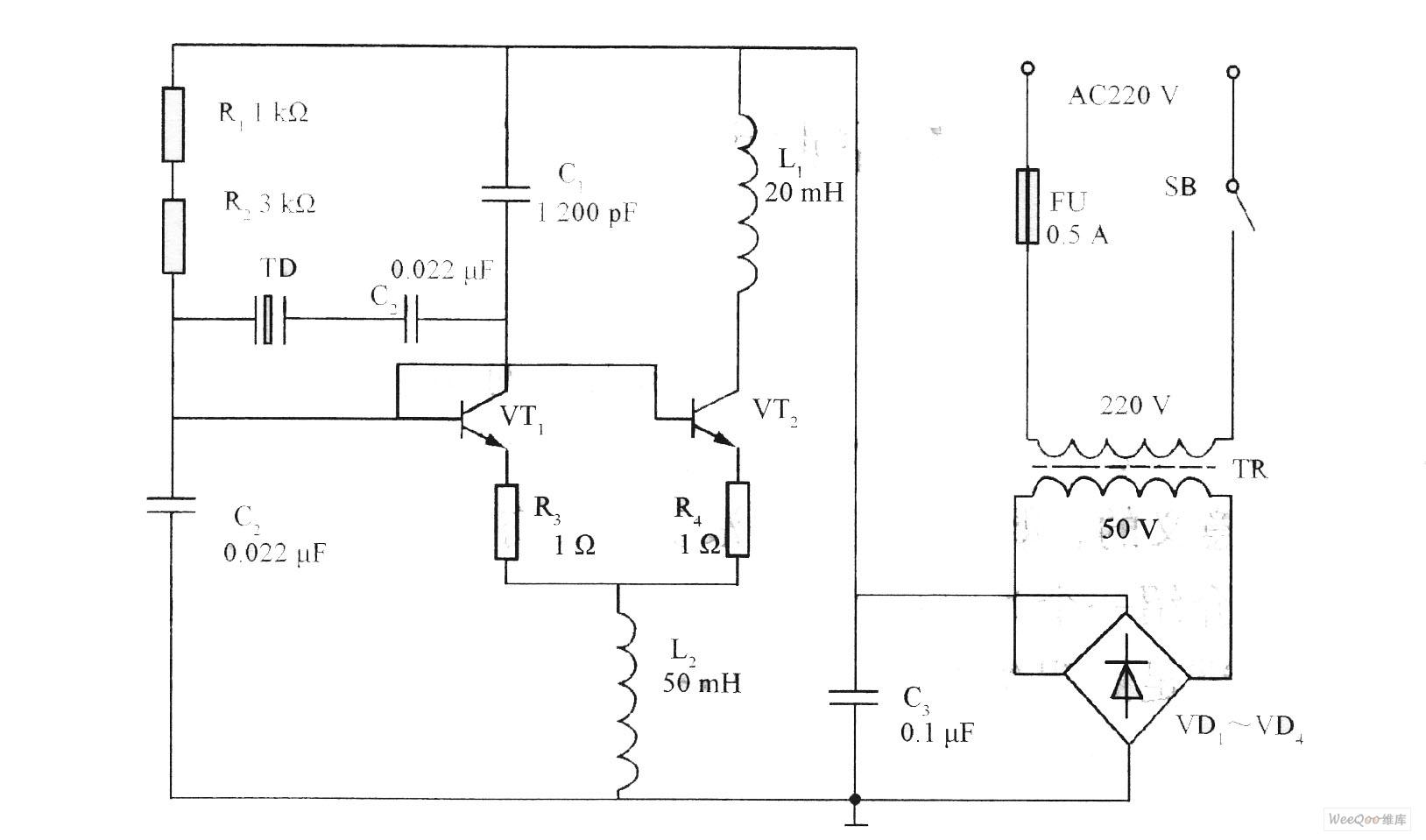 加法器逻辑组合电路图
